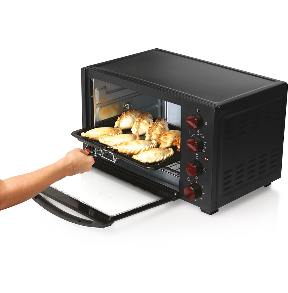 Horno el ctrico practicook liliana segu tu receta for Cocinas con horno electrico