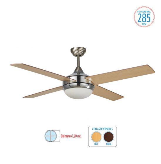 Ventilador de techo vthm310 liliana segu tu receta - Ventilador de techo cocina ...