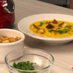 Sopa de calabaza con la soupcook SOUP LIC
